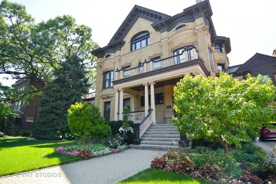 Single Family Home For Sale: 5026 South Greenwood Avenue