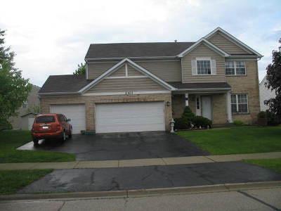 Crest Hill Single Family Home For Sale: 21022 Longmeadow Drive