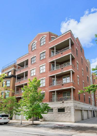 Condo/Townhouse For Sale: 120 West Oak Street #2D