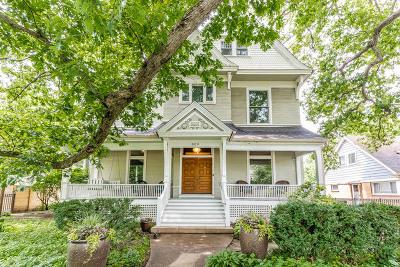 Oak Park Single Family Home For Sale: 309 North Kenilworth Avenue