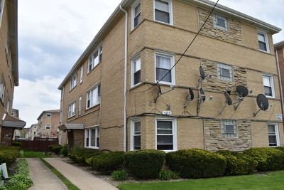 Chicago Multi Family Home Re-Activated: 5215 North East River Road