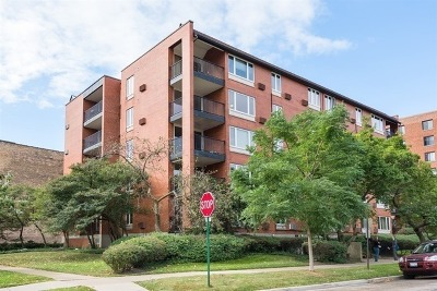 Evanston Condo/Townhouse For Sale: 400 Main Street #4A