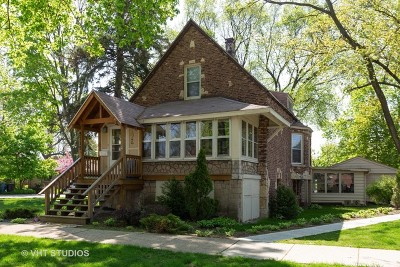 Chicago Residential Lots & Land Price Change: 5715 North Rogers Avenue
