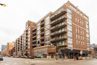 Condo/Townhouse For Sale: 111 South Morgan Street #511