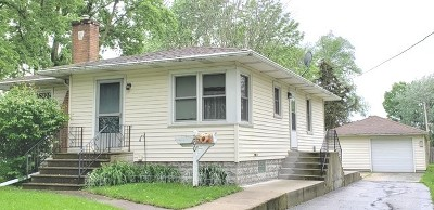 Coal City Single Family Home For Sale: 200 South Marguerite Street