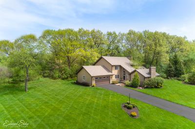Crystal Lake Single Family Home For Sale: 3601 Lindsay Lane