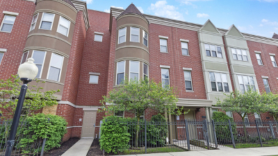 Condo/Townhouse For Sale: 716 West Eastman Street #716