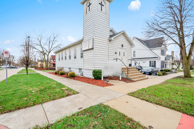 St. Charles Commercial For Sale: 315 Walnut Avenue
