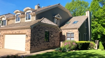 Roselle Condo/Townhouse Re-Activated: 624 Walnut Oaks Drive