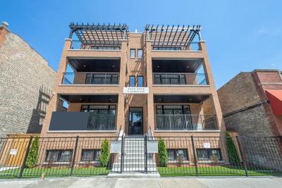 Condo/Townhouse For Sale: 4713 North Damen Avenue #2N