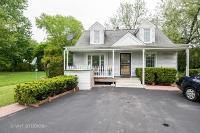 Wood Dale Single Family Home For Sale: 183 West Commercial Street