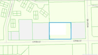 Mokena Residential Lots & Land For Sale: 11340 West 179th Street