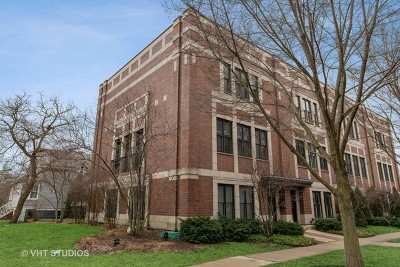 Evanston Condo/Townhouse For Sale: 511 Forest Avenue