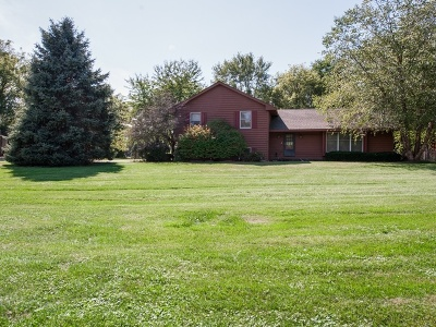 McHenry Single Family Home For Sale: 2317 Colby Drive