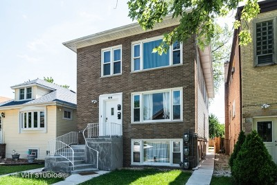 Elmwood Park Multi Family Home For Sale: 2327 North 75th Avenue