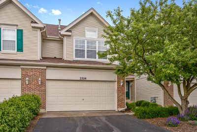 St. Charles Condo/Townhouse New: 3314 Saint Michel Court