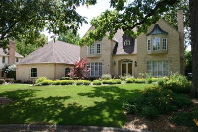 Burr Ridge Single Family Home For Sale: 11751 Woodside Court