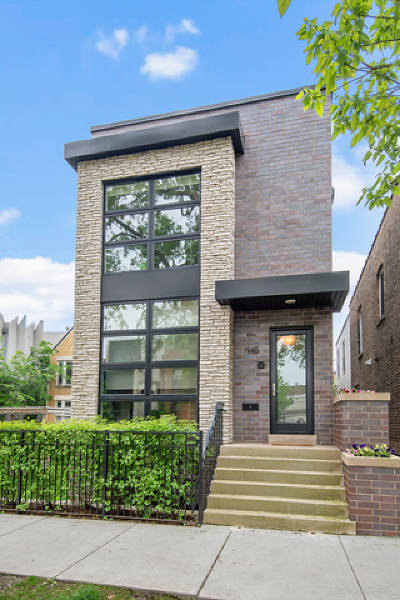 Single Family Home For Sale: 1943 West Cortland Street