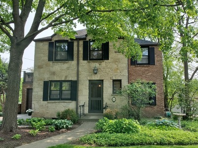 Single Family Home For Sale: 281 South Lawndale Avenue