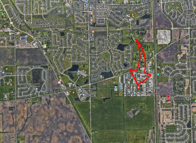 Plainfield Residential Lots & Land For Sale: 10205 South Mandel Street