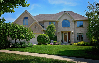 Vernon Hills Single Family Home For Sale: 2083 Laurel Valley Drive