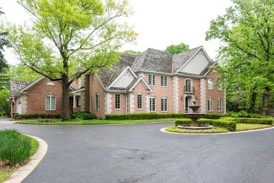 Winnetka Single Family Home Contingent: 1 Woodley Manor