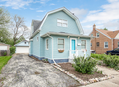 Oak Lawn Single Family Home For Sale: 5416 Franklin Avenue