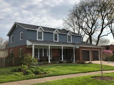 Lombard Single Family Home Price Change: 1031 Revere Court
