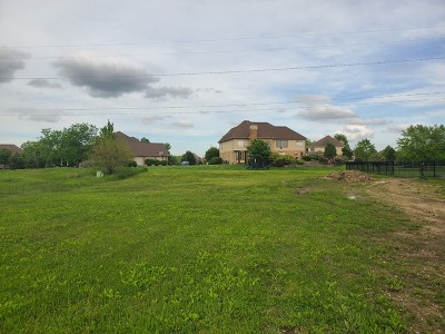 Frankfort Residential Lots & Land For Sale: 22985 Devonshire Lane