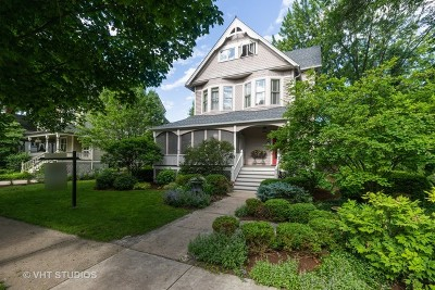 La Grange Single Family Home For Sale: 120 South Spring Avenue