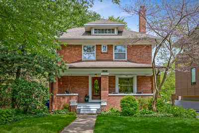 Hinsdale Single Family Home For Sale: 225 East Walnut Street