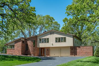 Crystal Lake Single Family Home For Sale: 4025 South Tamarack Trail