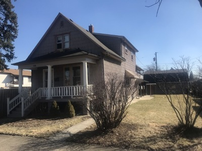 Posen Single Family Home For Sale: 14317 McKinley Avenue
