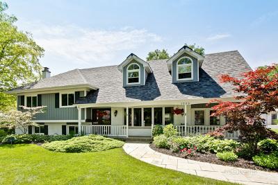Libertyville Single Family Home For Sale: 1009 Crestfield Avenue