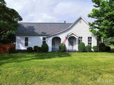 Single Family Home For Sale: 301 North West Main Street