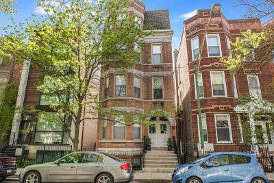 Condo/Townhouse For Sale: 1032 North Marshfield Avenue #1F