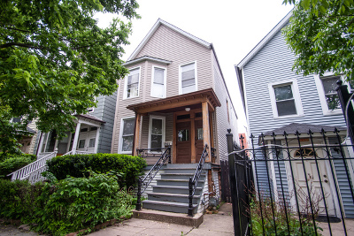 Multi Family Home Contingent: 2923 North Wisner Avenue