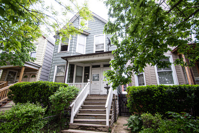 Multi Family Home Contingent: 2925 North Wisner Avenue