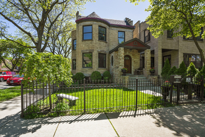 Andersonville Single Family Home Price Change: 5457 North Wayne Avenue