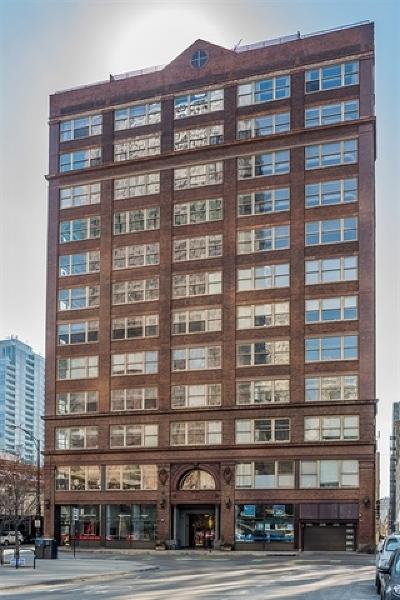 Condo/Townhouse New: 161 West Harrison Street #405