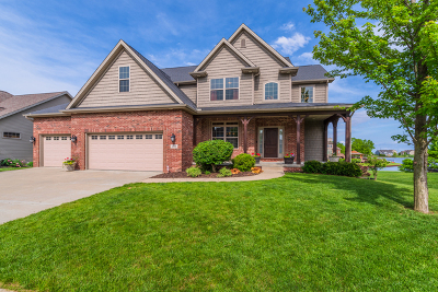 Bloomington Single Family Home For Sale: 1305 Janet Drive