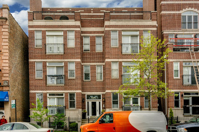 Condo/Townhouse For Sale: 3818 North Clark Street #2S