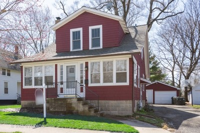 Barrington Single Family Home For Sale: 415 Washington Street
