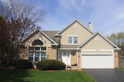 Woodland Hills Single Family Home For Sale: 1252 Morgan Lane