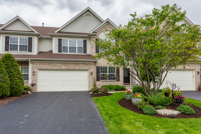 Plainfield Condo/Townhouse Price Change: 24822 Ironwood Court