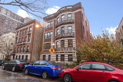 Condo/Townhouse For Sale: 449 West Aldine Avenue #PH