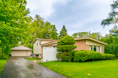 Glenview Single Family Home For Sale: 324 Flora Avenue