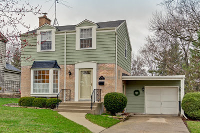 Libertyville Single Family Home For Sale: 430 Briar Place