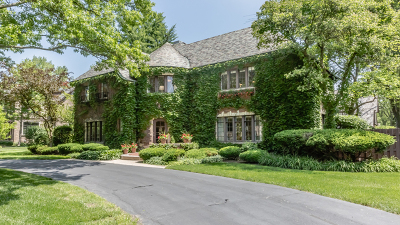 Hinsdale Single Family Home For Sale: 641 South Elm Street