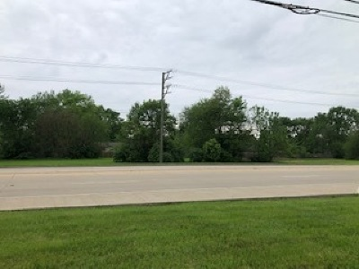 Plainfield Residential Lots & Land For Sale: 13914-18 South Rt 59